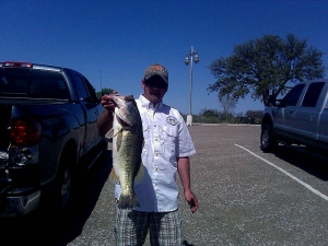 Men's Big Bass - Brent Parish