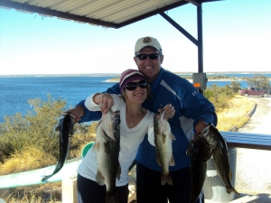 Leslie and Robert Brown Anglers of The Year