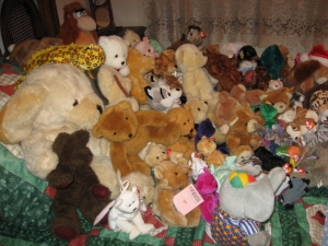2010 Stuffed Animal Donations