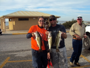 Current Anglers of the Year 2011