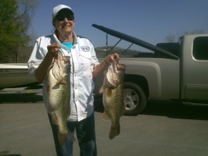 Brenda Davis Big Bass